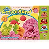 Ekta Toys Active Sand Sea Creatures Play Set By Krasa