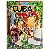 Nostalgic-Art 23182 Open Bar - Cuba Libre