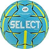 Select Handball Sigma, türkis/gelb