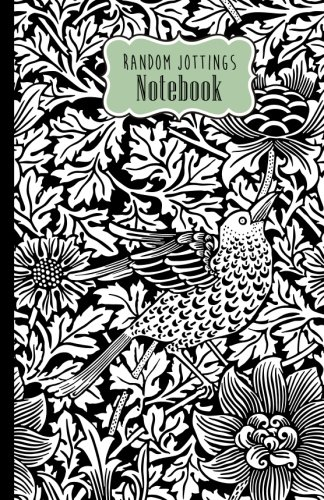 Morris Bird (Russ Billington Notebooks: William Morris: Bird and Anemone Chintz)