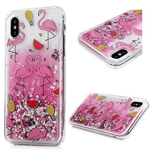 YOKIRIN Schutzhülle für iPhone X Hard Case Cover Hülle Handyhülle ...