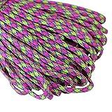 Paracord Seil Schnüre Nylon Outdoor Seil 4mm Stärke 7 Strängen