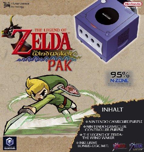 GameCube - Konsole inkl. Zelda Wind Waker