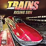 Trains Rising Sun Board Game