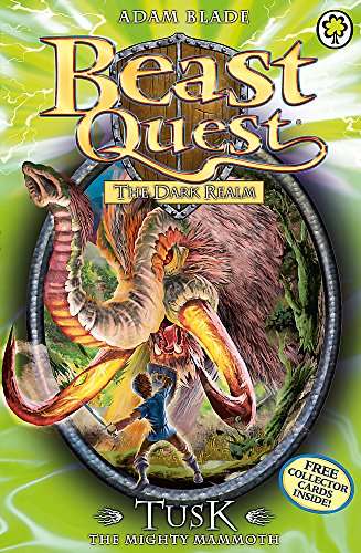 Beast Quest: Tusk the Mighty Mammoth Cover Image