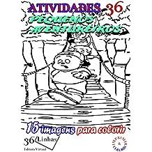 Atividades 36 - Pequenos aventureiros: Volume 1