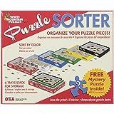 Puzzle Sorter Trays 6/Pkg-