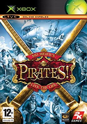 Sid Meier's Pirates (Xbox) by Take 2 Interactive