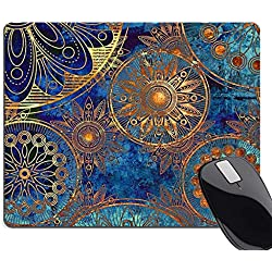 Fractal Rainbow Ocean Mouse Pad 250mm*300mm