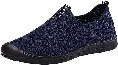 Oyedens_Scarpe da uomo Sportive Sneakers Running Scarpe da Ginnastica Antiscivolo Scarpe Sportive da Uomo Traspirante Scarpe Trekking Uomo Estive Casual 2019 Moda Climbing Boot Sports Athletic Shoes