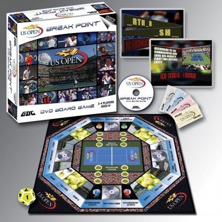 GDC-Gamedevco 30006 US Open DVD Brettspiel