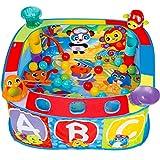 Playgro 40175 Pop Up Baby Bällebad, mehrfarbig