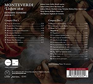 Monteverdi: Vespers 1610 from Linn