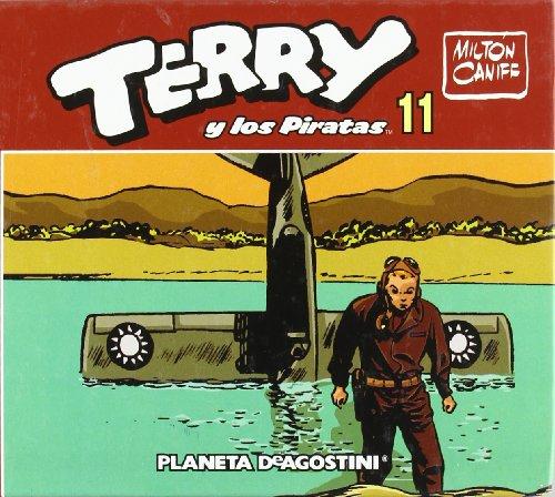 Biblioteca Grandes del Comic Terry y los piratas nº 11/16 par Milton Caniff