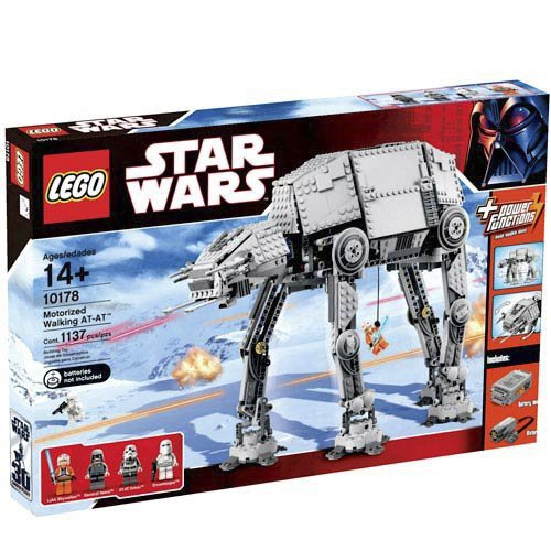 LEGO-Star-Wars-10178-Motorized-Walking-AT-AT