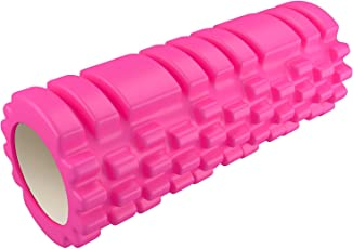 Fitsy® Fitness Massage Gym Physio Trigger Point Yoga Foam Roller 13 inches