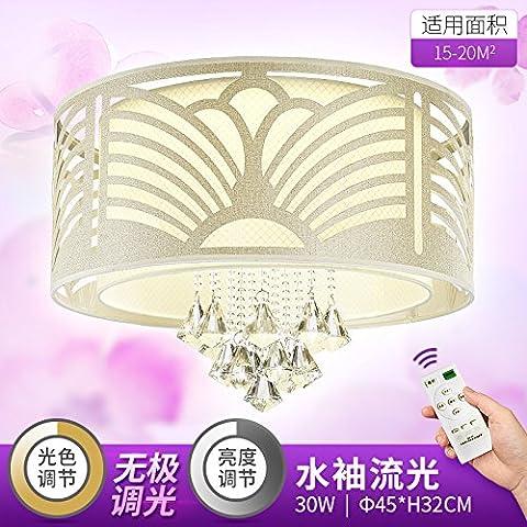LJJ Le camere da letto sono di luce calda e romantico soggiorno con semplice e (Rettangolare Bracciali)