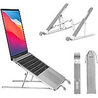 Support pour Ordinateur Portable Bikien, Refroidissement Réglable sur 9 Niveaux, Support pour Ordinateur Aluminium Léger…