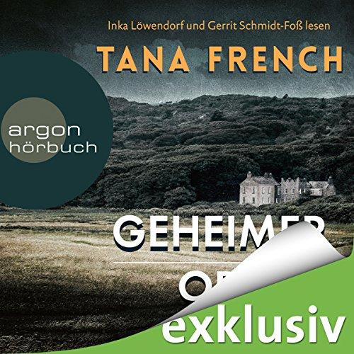 Buchseite und Rezensionen zu 'Geheimer Ort' von Tana French