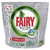 Fairy Objektivdeckel für Spülmaschine–5Packungen x 24Stück