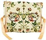 #7: Puneet Gupta Women's Cosmetic Bag (Peach) (PGUB01)