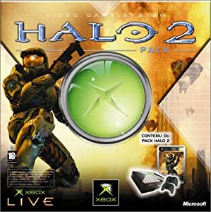 Pack Xbox + Halo 2