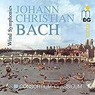 Johann Christian Bach: Wind Symphonies
