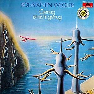 Konstantin Wecker In concert
