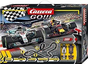 Carrera- MAX Speed Juego con Coches, Multicolor (Stadlbauer 20062484)