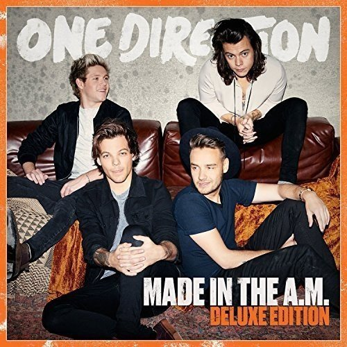 Made In The A.M. [Deluxe Edition] by One Direction