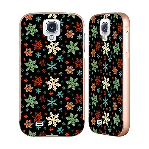 official-haroulita-snow-flakes-patterns-gold-aluminium-bumper-slider-case-for-samsung-galaxy-s4-i950