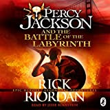 Kyпить Percy Jackson and the Battle of the Labyrinth на Amazon.co.uk
