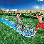 16`L Speed Blast Water Slide - BZ42321