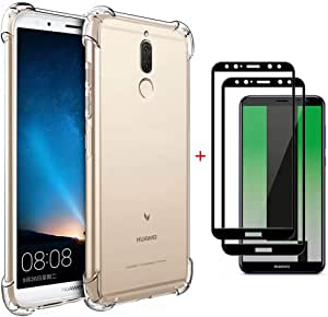 Dygg Kompatibel Mit Hülle Für Huawei Mate 10 Lite Hülle Kamera
