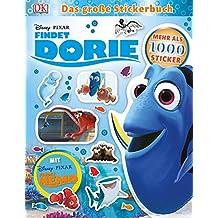 Disney Pixar Findet Dorie Das große Stickerbuch