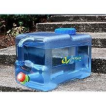Recipiente de 12 L/18 L/22 L para almacenamiento de agua al aire