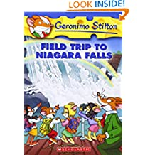 Geronimo Stilton #24: Field Trip to Niagara Falls price comparison at Flipkart, Amazon, Crossword, Uread, Bookadda, Landmark, Homeshop18