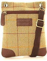 1ba141a43d72 Small Tweed Country Collection Cross Body Handbag