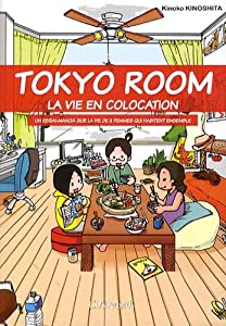 Tokyo Room : La vie en colocation Edition simple One-shot