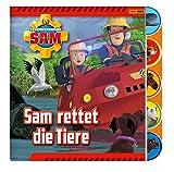 Feuerwehrmann Sam Pappbilderbuch: Sam rettet die Tiere