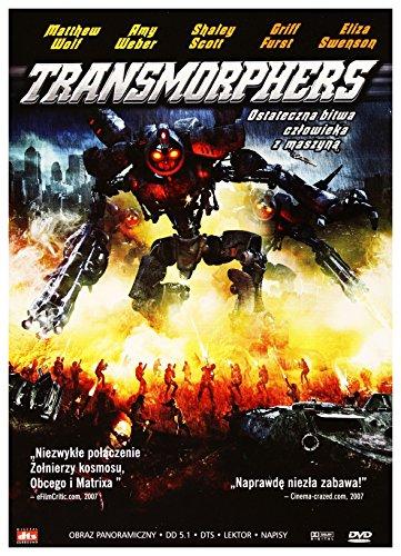 Transmorphers [DVD]
