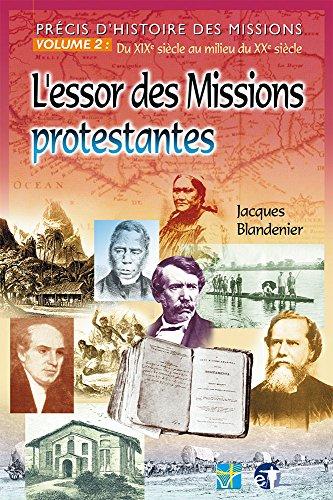 Prcis d'histoire des missions Volume 1 Des origines au 18e sicle