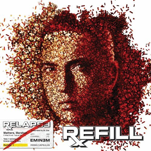 Relapse: Refill [Clean] by Eminem (2009-12-21) (Refill Eminem Relapse)
