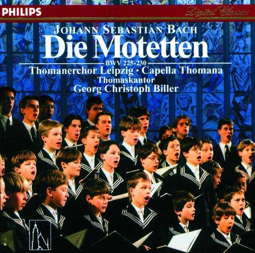 Johann Sebastian Bach: Die Motetten