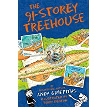 The 91-Storey Treehouse (The Treehouse Books, Band 7)