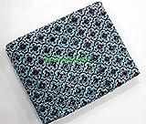 MANMANGUR Hand Block Print Fabric Handma...