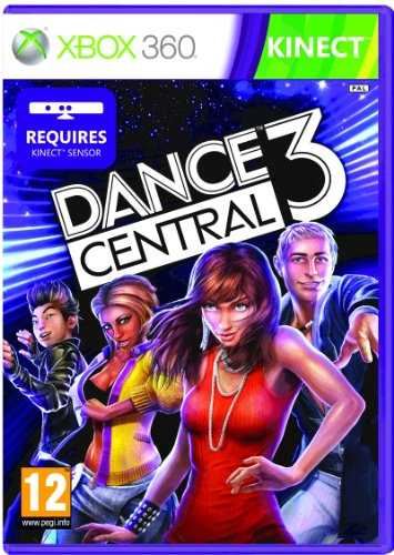 Dance Central 3 (Xbox 360) [UK IMPORT] - Dance 3 360 Xbox Central