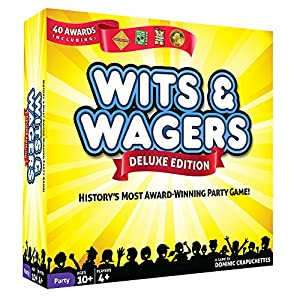 North Star Games Wits & Wager Deluxe - Juego de Mesa
