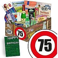 Spezialitäten Box | Ostpaket L | Zahl 75 | Geschenkkorb Mutter