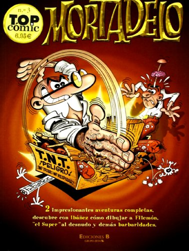 Mortadelo Top Comic 3